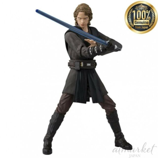 Star Wars Figure S.H.Figuarts Anakin Skywalker Revenge of the Sith from JAPAN