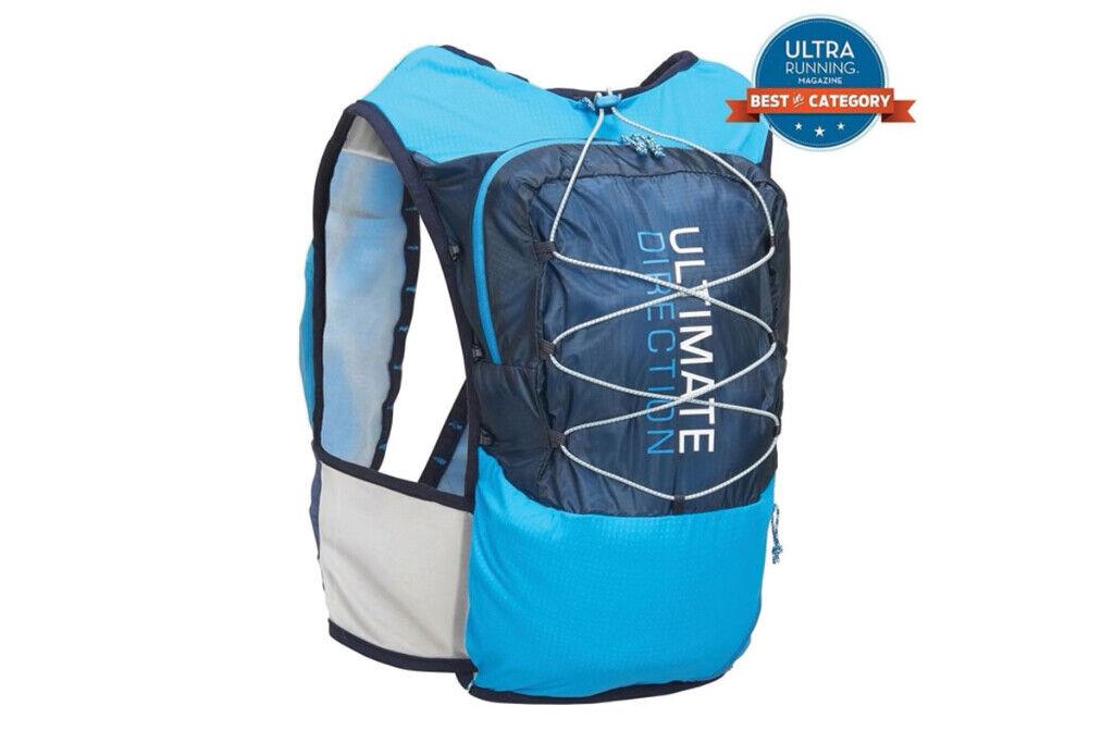 Ultimate Direction Avventura Gilet 4 Zaino Corsa Escursioni Blu 10.3L 80459418