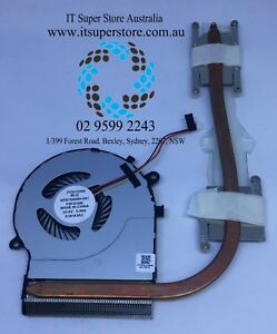 Genuine-Toshiba-A000388720-BLQD-THERMAL-MODULE-ASSY-15W-DIS-CCI-SP-FAN