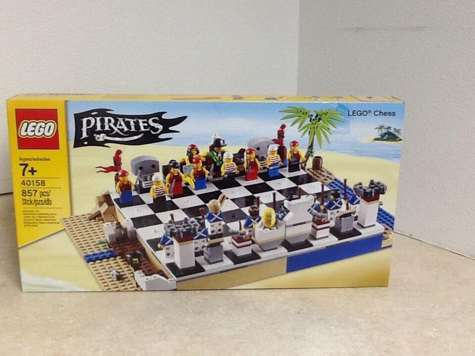 набор лего шахматы пираты такое чудное сокровище