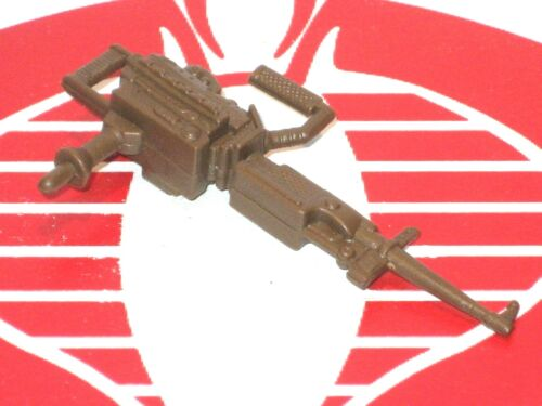 GI Joe Weapon Stalker Canoe Gun 1989 Original Figure Accessory