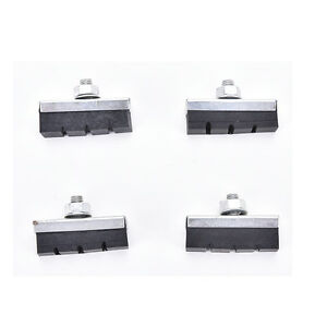 4x-Vintage-Classic-blocs-de-frein-pour-velo-cycle-velo-patin-etrie-FR