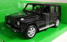 Nex models 1/24 Scale 24012 Mercedes Benz G Class Black Diecast model car