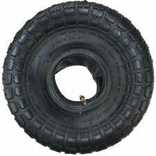 """Reifen Schlauch Karre 2,50-4 Profil Rille 4PR 4/""""-Felge Sackkarre tire tube"""
