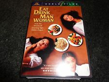 EAT DRINK MAN WOMAN- ANG LEE-Chinese chef puzzled by his libidinous daughters