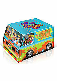 Scooby-Doo Mystery Machine Collection (DVD, 2009, 10-Disc Set, Box Set)