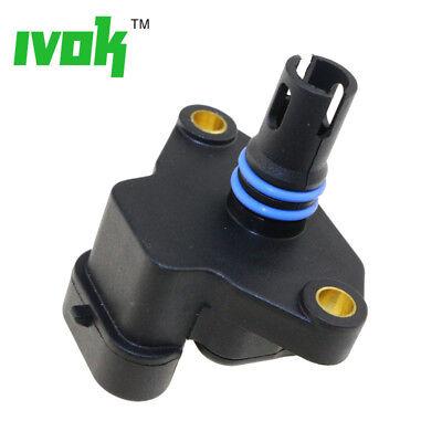 NEW BMW Mini R50 R52 Sensor Intake Manifold Air Pressure 12 14 0 872 648