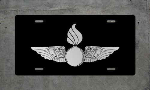USMC Aviation Ordnance License Plate,Tag Sign Marines Army Military Engineer