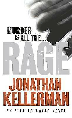 """AS NEW"" Rage, Kellerman, Jonathan, Book"