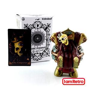 Bien L'empereur-arcanes Divination Mini Series 2 Vinyl Figure Kidrobot Brand New-afficher Le Titre D'origine