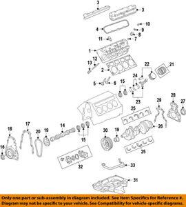 [SCHEMATICS_4LK]  GM OEM-Engine Cylinder Head Gasket 12654622 | eBay | 2010 Chevy Cobalt Sedan Engine Head Gasket Diagram |  | eBay