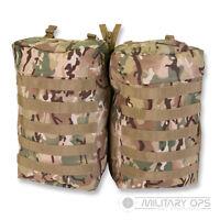 Btp British Army Plce Style Bergen Side Pocket Molle Mtp Multicam X1