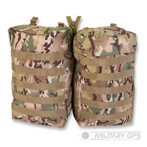 Btp-British-Army-Plce-Estilo-Bergen-Bolsillo-Lateral-Molle