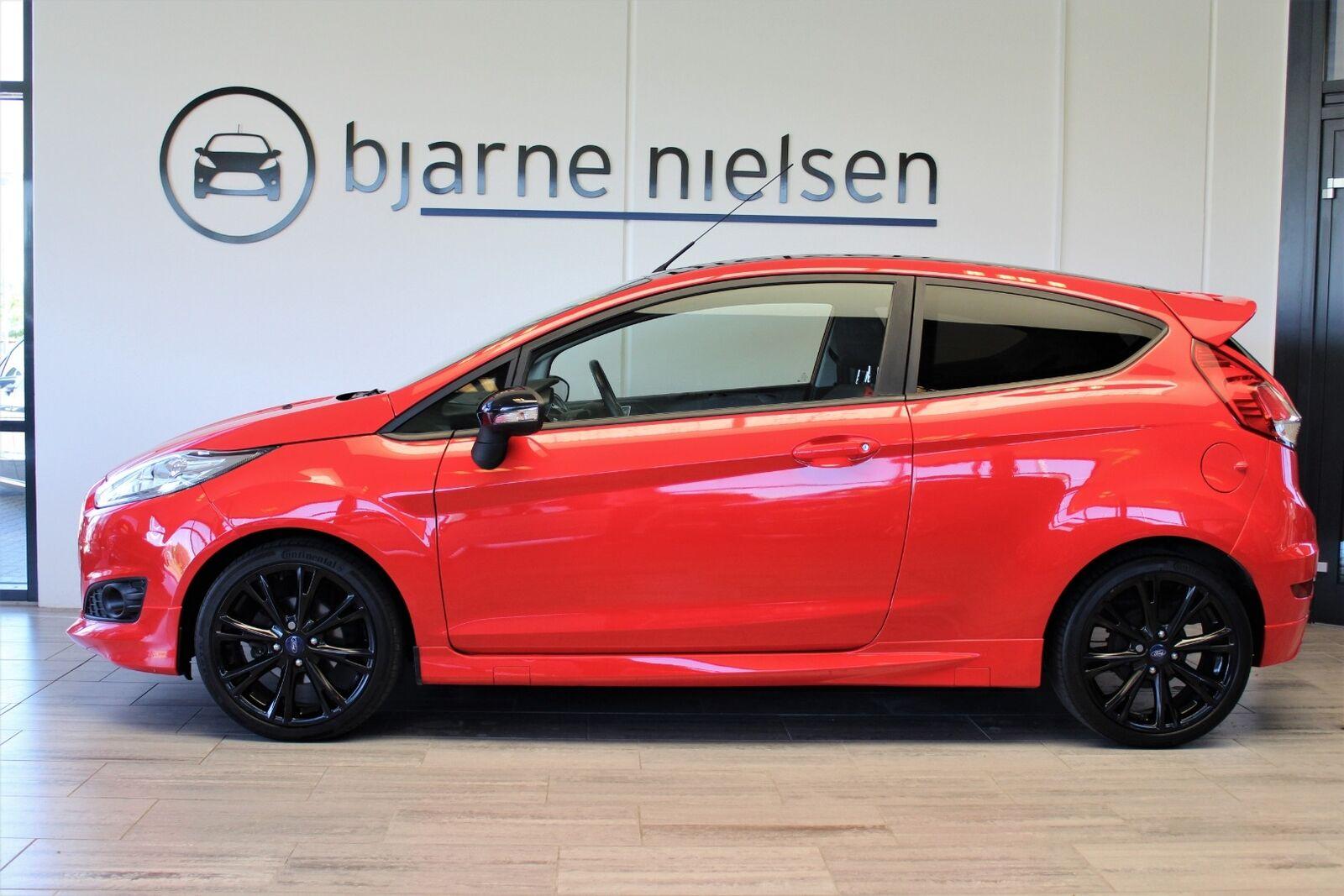 Ford Fiesta 1,0 SCTi 140 Red Edition - billede 1