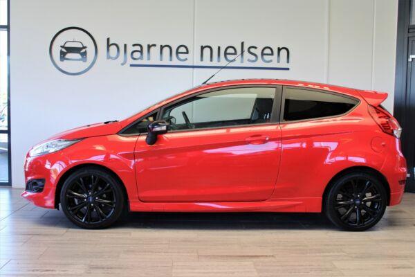 Ford Fiesta 1,0 SCTi 140 Red Edition billede 1
