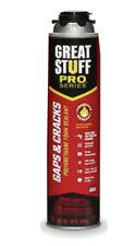 Great Stuff Pro Series Gaps And Cracks Polyurethane Foam Sealant 24 Oz Can