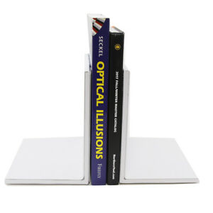 Artistic-Architect-Bookends-2-White-6-75-034-x-5-034-x-6-75-034