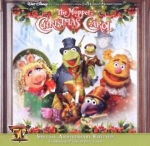 The-Muppets-Christmas-Carol-Various-Artists-NEW-CD