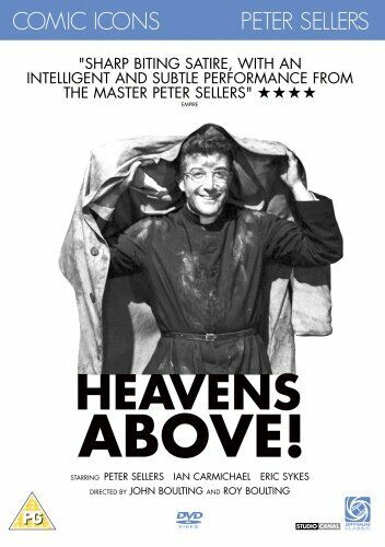 Heavens Above! [DVD][Region 2]