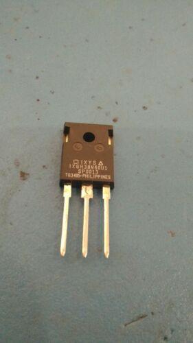 Ixys IXGH38N60U1. 600V, 60A IGBT.