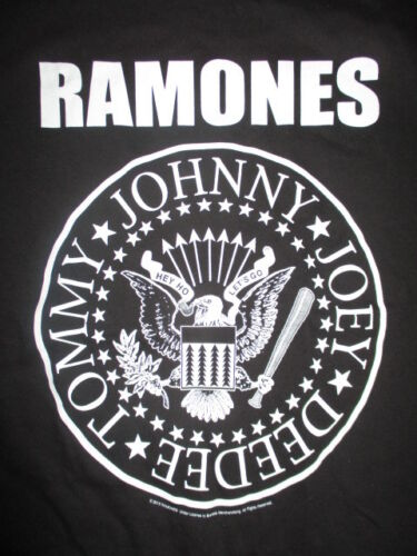 "2016 TOMMY JOHNNY JOEY DEEDEE RAMONES ""Hey Ho Let's Go"" (LG) T-S"