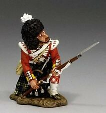King & Country CRW015 93rd Highlander Kneeling to Repel - Crimean War