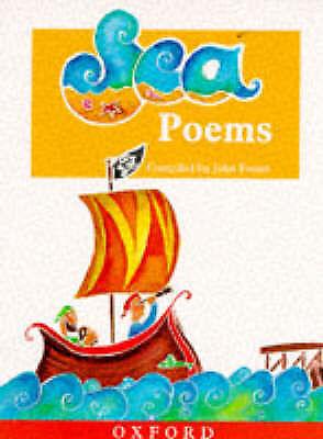 Sea Poems (Poetry Paintbox),  | Paperback Book | Good | 9780199164240