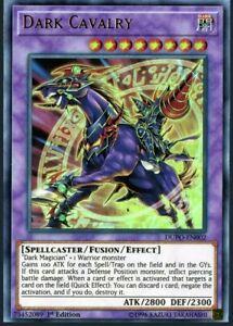 DUPO-EN002 Dark Cavalry Ultra Rare 1st Edition Mint YuGiOh Card