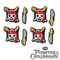 Wilton Pirates Of The Caribbean Icing Deco