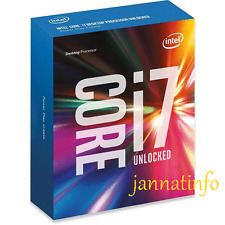Intel Core i7 6800K - LGA2011v3 Broadwell-E Socket Processor