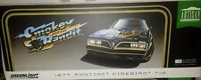 Smokey and the Bandit 1977 Pontiac Trans AM Diecast Car 1:18 Greenlight 10 inch