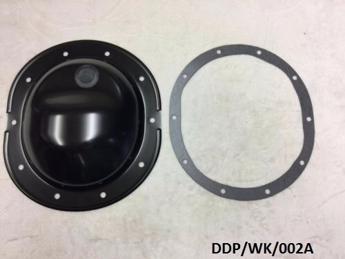 Rear Differential Cover /& Gasket Jeep Grand Cherokee WK 2005-2010  DDP//WK//002A