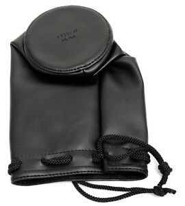 Mamiya-RB-U-67-Soft-Leather-Lens-Case-for-180-250-350-Lens-Objectivement-Sac