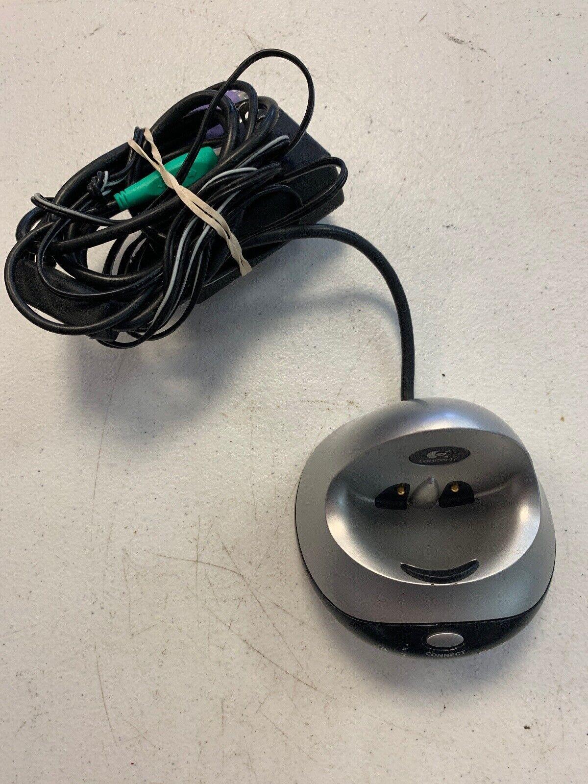 951ce3e316c Logitech C-bk16a-dual Cordless Desktop Receiver and Mx700 Mouse for sale  online | eBay
