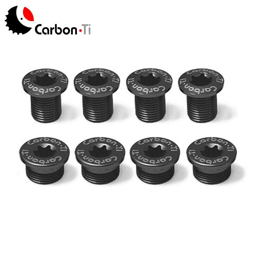 Carbon-ti X-Fix XX kit MTB Chainring fixing Bolts kit