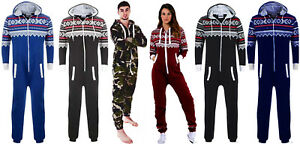 New-with-tag-Unisex-women-039-s-Men-039-s-Camouflage-All-In-One-Jumpsuit-Small-XXXL