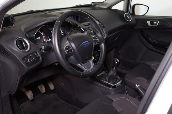 Ford Fiesta 1,0 SCTi 125 Titanium X - billede 4