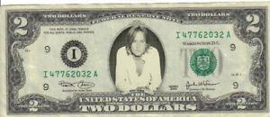 Garth Brooks $2 Mint Rare $1