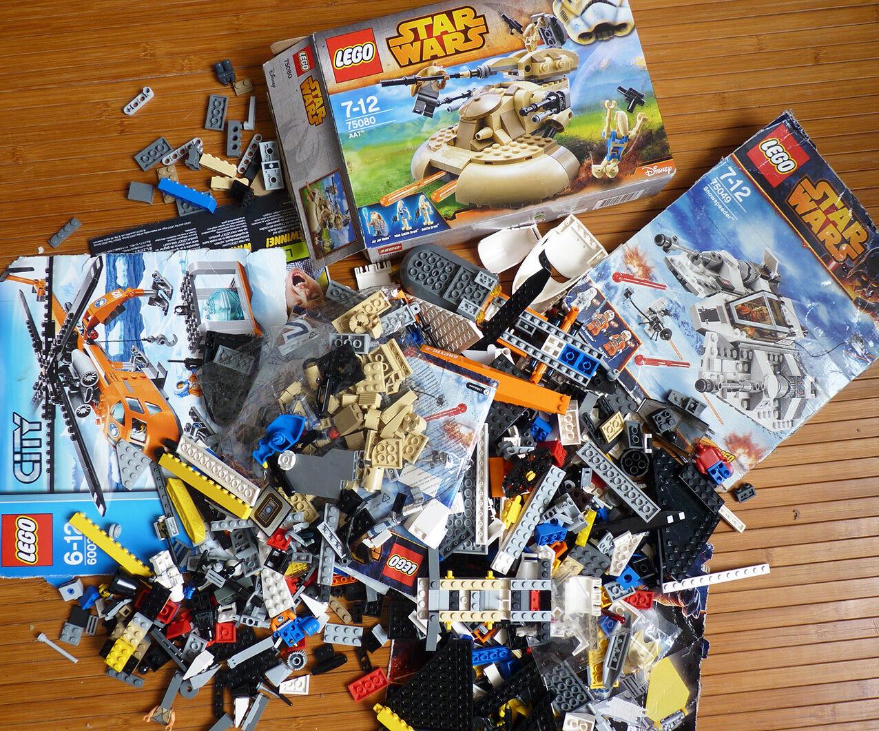 Groß Los LEGO STAR WARS