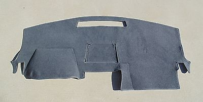 Fits 2007-2012  GMC  ACADIA  DASH COVER MAT DASHBOARD PAD LIGHT GREY