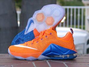 Nike Lebron XII 12 Low Men's Basketball Shoes 724557-838