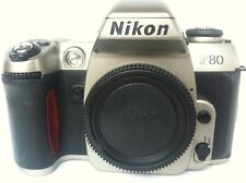 Camera/Lens expert Nikon F80 35MM SLR Film Camera+Cap