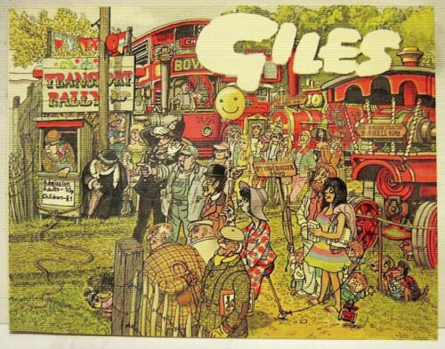 GILES /& OTHER ANNUALS click SELECT to browse COLLECT BOOKS /> FACTS SCRIPTS