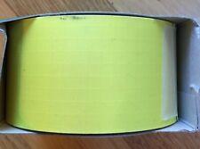 PSP RIPSTOP Spinnaker Repair Tape 50mm x 4.5m bright yellow