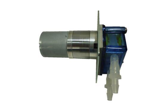 Peristaltic Planetary Food and Beverage OEM Tubing Pump 12 VDC 40 ml//min PMP216F