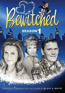 3 Dvd Set Bewitched Season 1 Classic Black White Contains All 36 Episodes 683904531865 Ebay