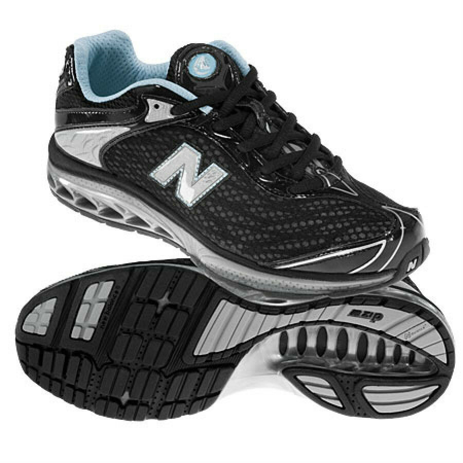 New Balance WR8509BL Black Silver bluee Running shoes 7