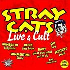 Live & Cult by Stray Cats (CD, Feb-2012, Silver Star Records)