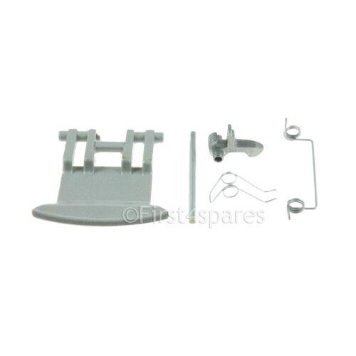 Servis Machine à Laver Lave-Linge Kit Poignée de porte spring latch catch silver genuine