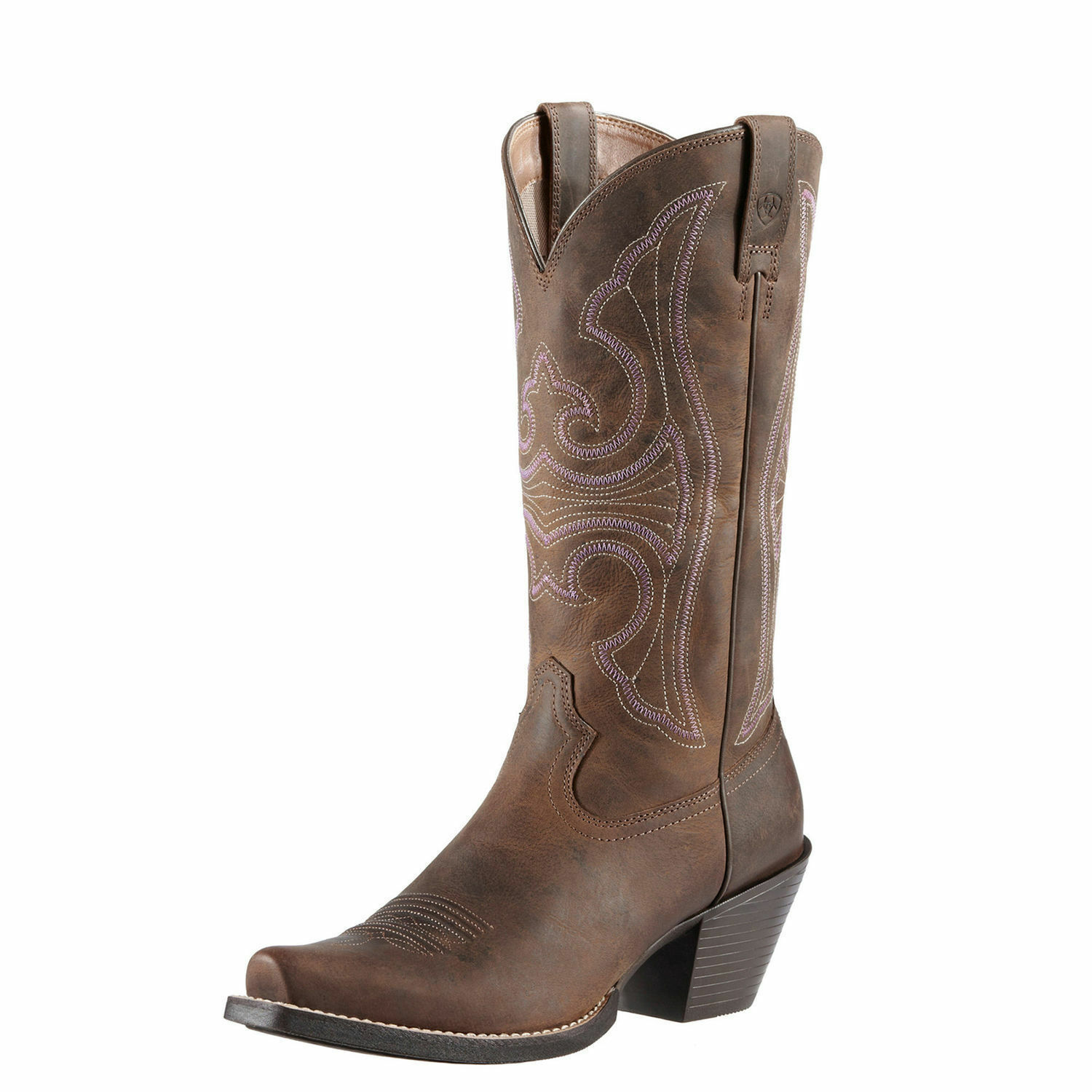 Ariat 10011953 Round Up D-Toe 12